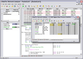 MaaTec Network Analyzer Screen shot