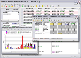 MaaTec Network Analyzer Pro Screen shot