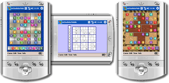 sudoku mobil
